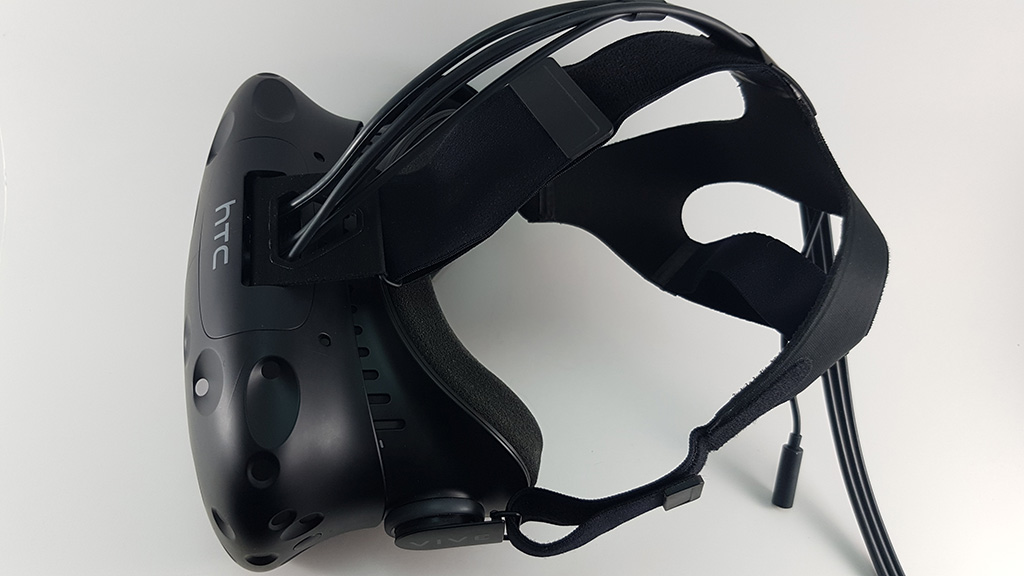 HTC VIVE Headset - Side View